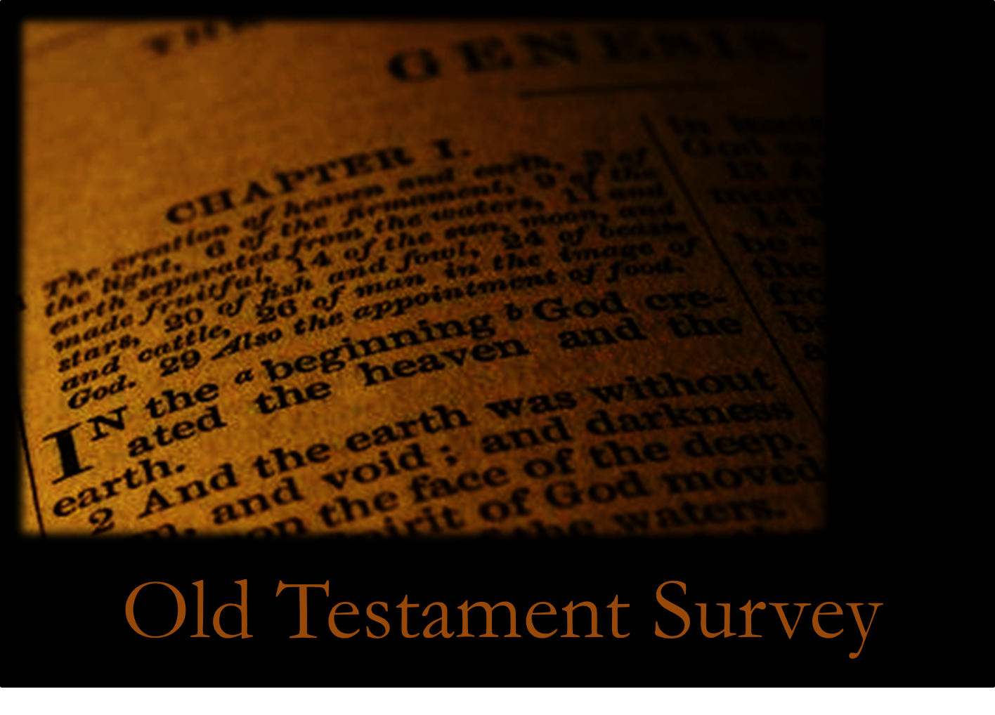 an analysis of the evidences of god in old testament The hebrew bible and the new testament contain many passages outlining  approaches to,  hamas, meaning violence or wrong, is the hebrew bible's  primary term for  including extra-biblical evidence, that herem was a later  addition to hebrew  the philistines capture the ark of the covenant, but god  makes his.