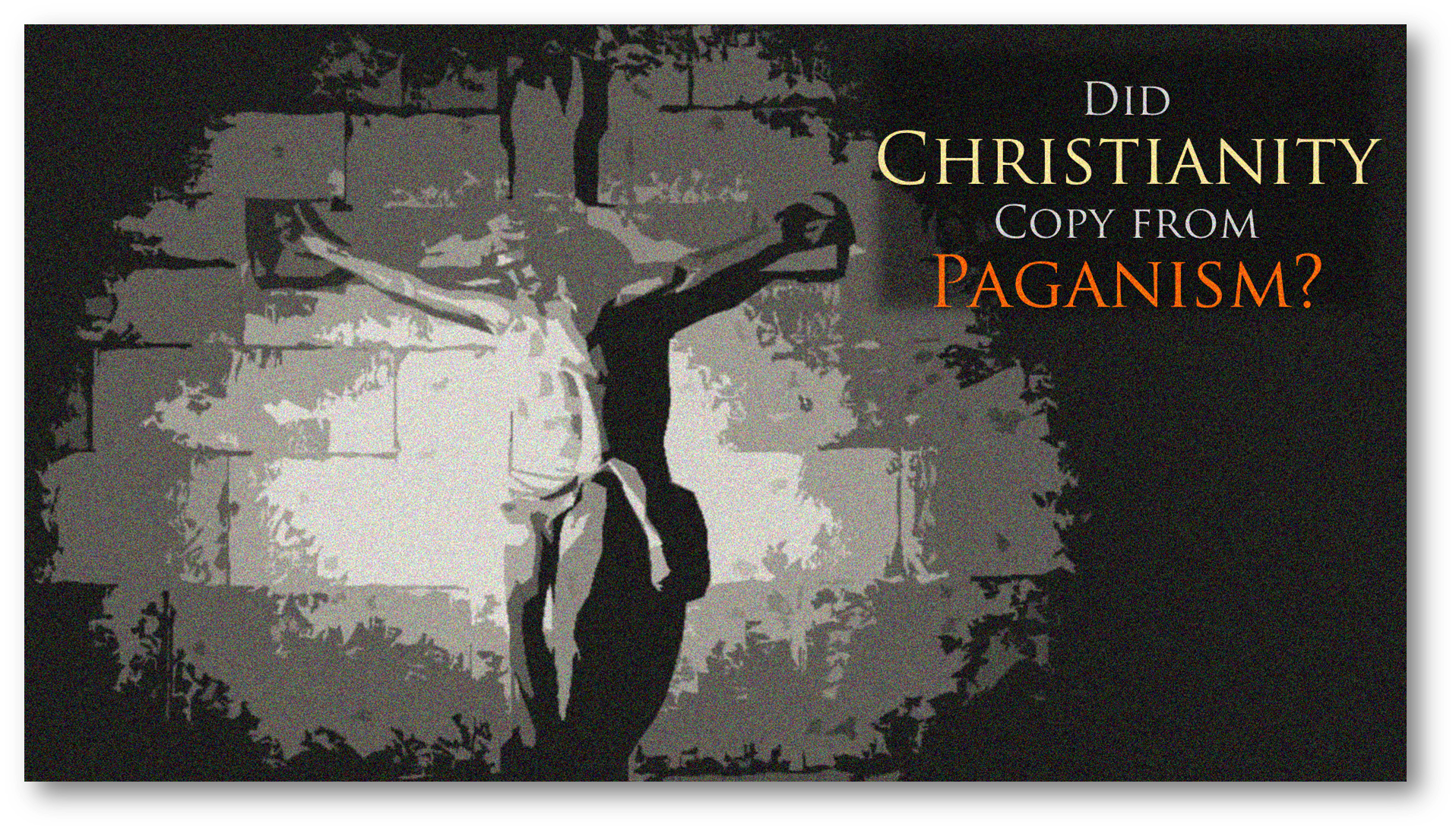 pagan essays Essays the impact of pagan artifacts in christian art tangible reminders of the demise of a pagan civilization that had once straddled much of the globe.